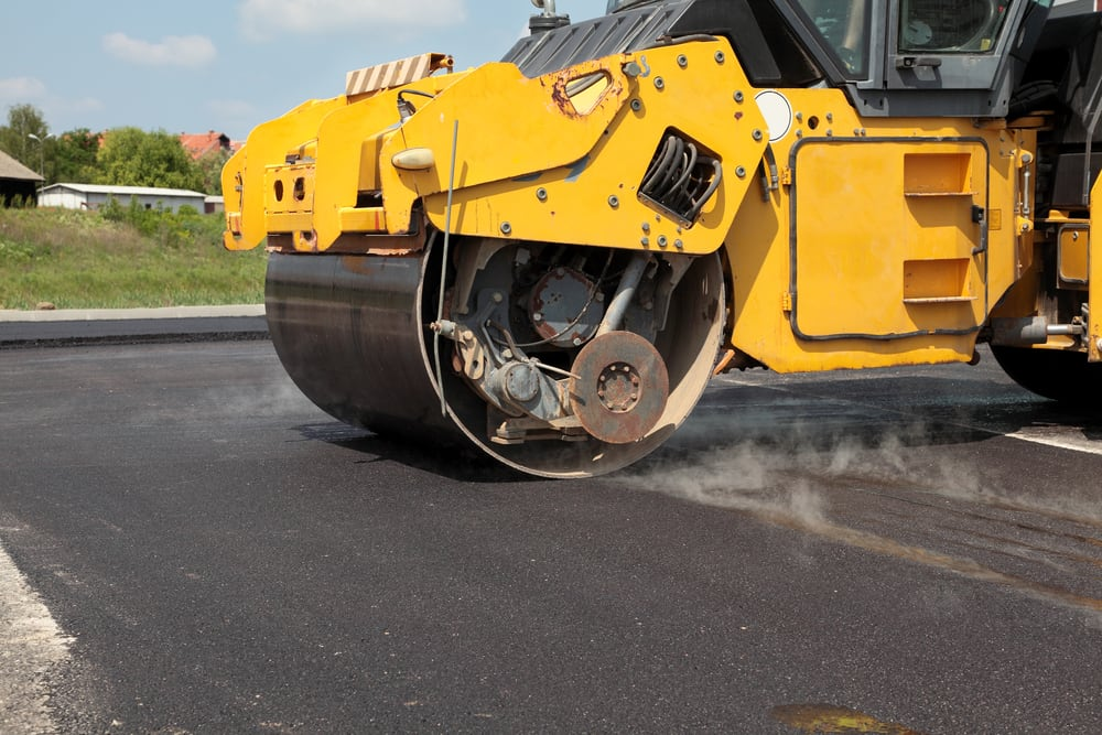 Road Construction Sydney - Road Sealing with Road Seal Australia