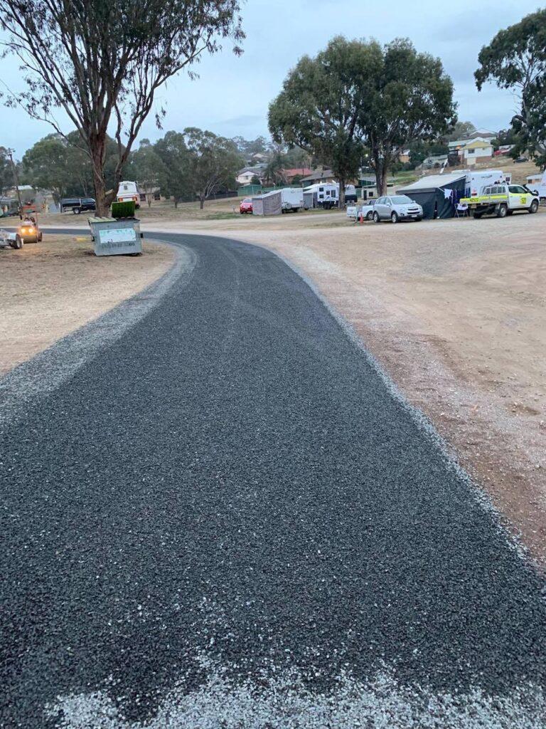Commercial Asphalt Driveways Sydney - Road Seal Australia