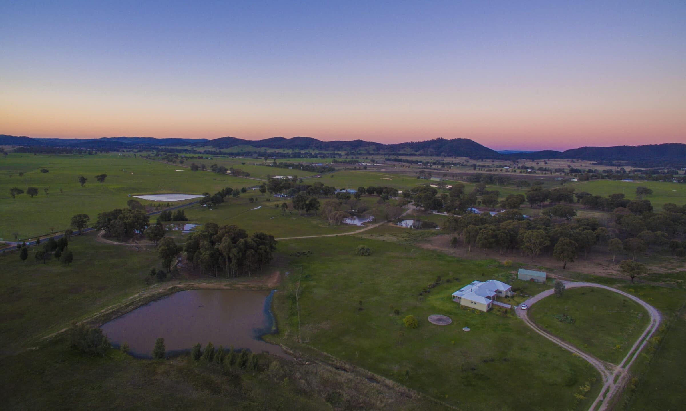 Mudgee Country Sunset